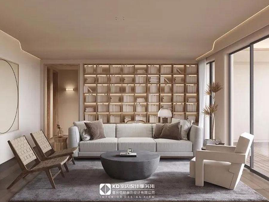 龙湖揽境 寻一方之境,KD私宅,重庆别墅装修,KD室内设计事务所