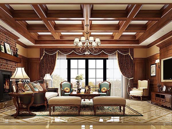 橡树澜湾 三代同堂之乐,KD私宅,重庆别墅装修,KD室内设计事务所