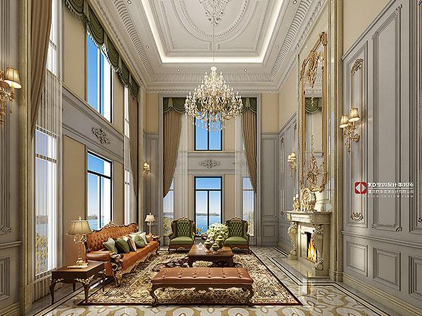 橡树澜湾 奢华密境 为梦而生,KD私宅,重庆别墅装修,KD室内设计事务所