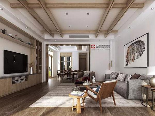 阿尔勒 阳光之家,KD私宅,重庆别墅装修,KD室内设计事务所