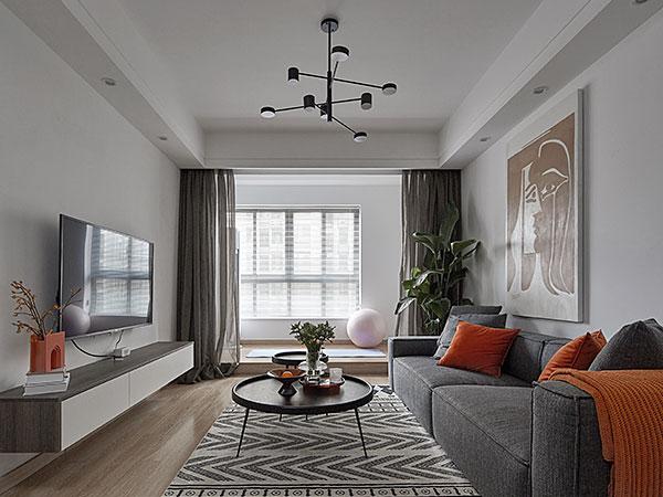 精装房改造 保利观澜 一个人的美好时光,KD软装,重庆别墅装修,KD室内设计事务所