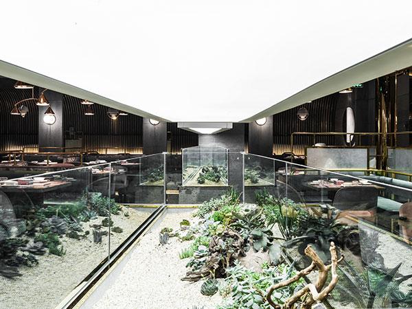 软装全案 遇东岚餐厅 正宗雾都范儿,KD软装,重庆别墅装修,KD室内设计事务所